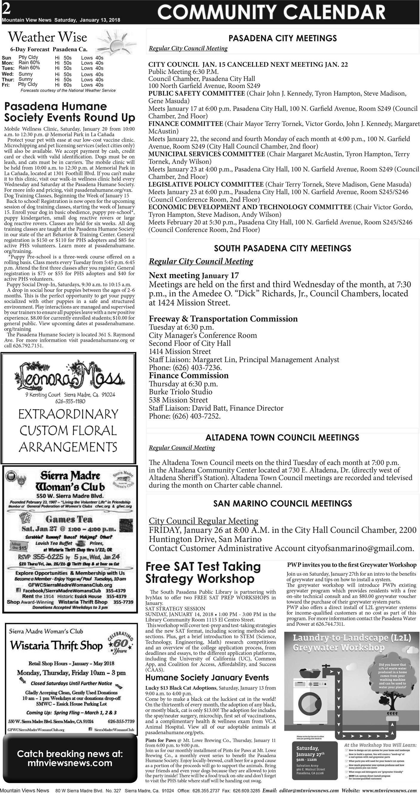 MVNews This Week Page A2